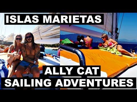 Las Marietas Islands | Ally Cat Sailing Adventures in SAYULITA MEXICO Ep. 6