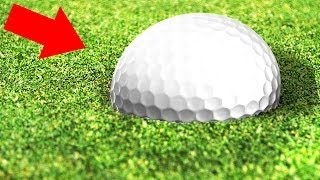 ЧТО СЛУЧИЛОСЬ С ЭТИМ МЯЧИКОМ ОТ ГОЛЬФА?! (Golf It)