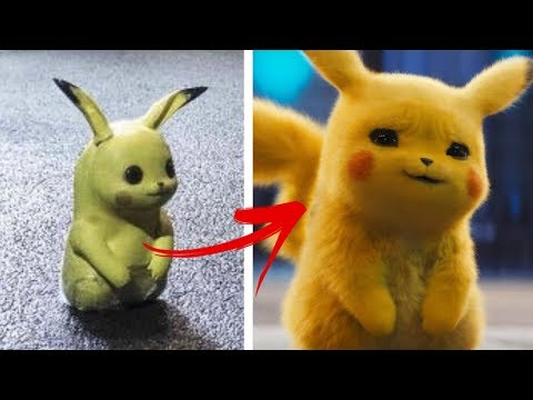 I Saw An Early Version Of Detective Pikachu Last Year - What's Changed? [SPOILERS] ☕