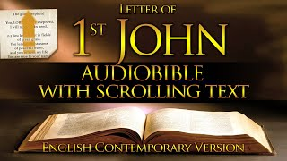 Holy Bible Audio: 1 J๐hn - Full (Contemporary English) With Text