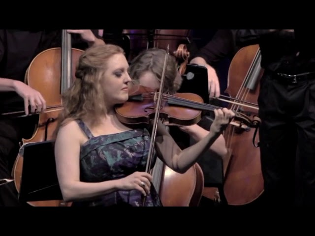 01 Davis High Baroque Ensemble Violin Concerto in A Minor, BWV 1041 Bach