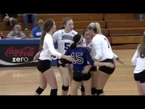 Volleyball: New Orleans Highlights