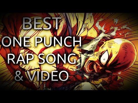 Best One Punch Man Rap and AMV - NLJ , Tyler Clark , AniSman