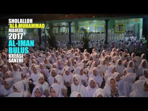SHOLALLOH 'ALA MUHAMMAD Ahbabul Musthofa Al-Iman Bulus