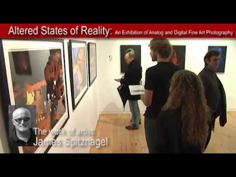 Agora Gallery, Chelsea NYC, Art Gallery Video.