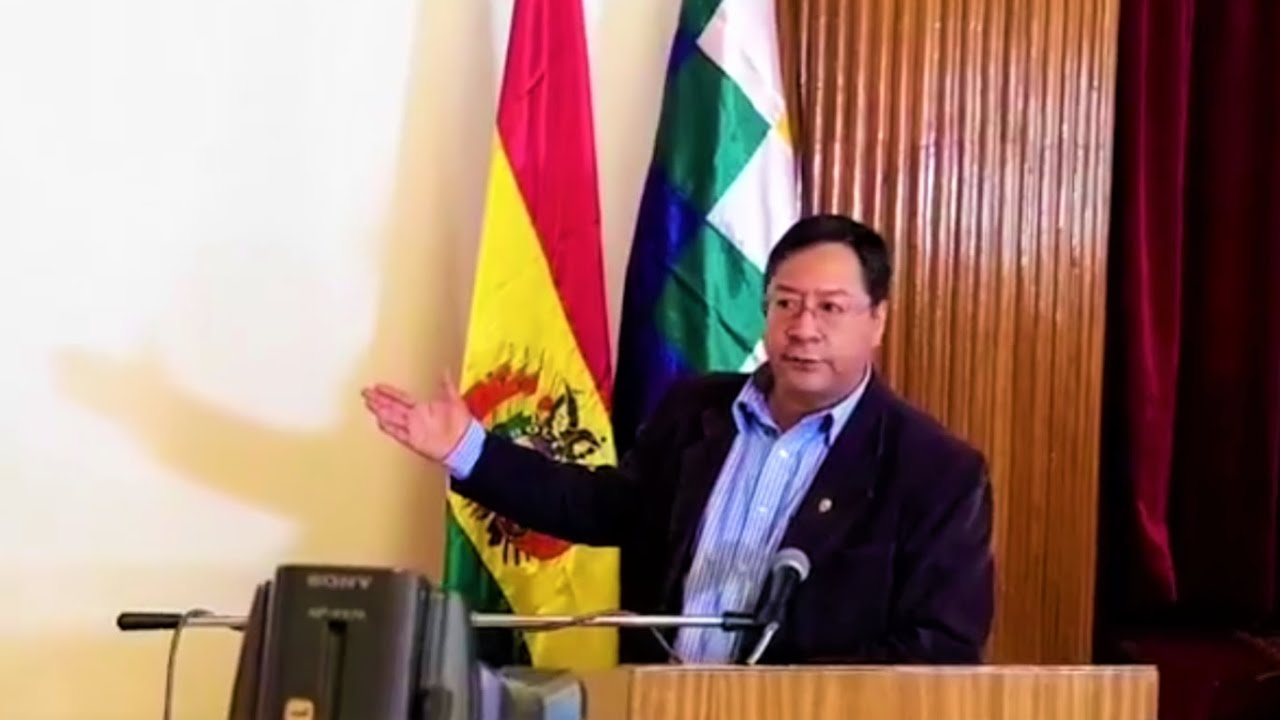Bolivia | Luis Arce Catacora sobre el DS 4272 Programa Nacional de Reactivación del Empleo de Añez