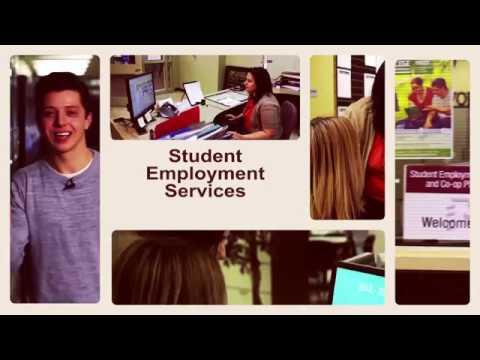 Student Employment Services Tour