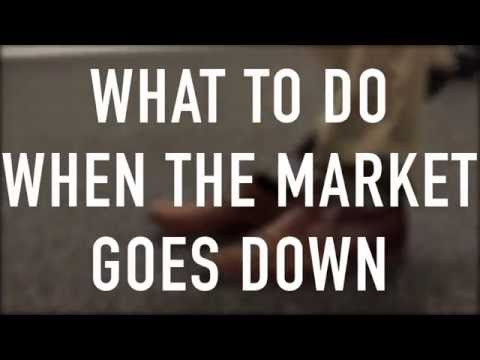 WHAT TO DO WHEN THE MARKET GOES DOWN | Wela Shorts 002