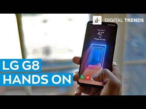 Hands-On: LG G8 ThinQ Review