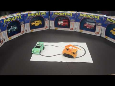 Inductive Car, best toy, interactive toy, line tracing self moving car
