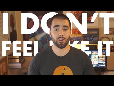 """I Don't Feel Like It"" is a Mindset for Amateurs – College Info Geek"