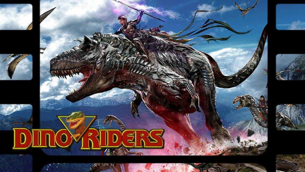 Dino Riders Film