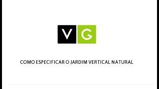Conheça o melhor sistema para Jardim Vertical Natural, Especifique em seu projeto! Vertical Garden