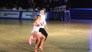 World Championship Junior-2 Latin, Final Presentation, Samba