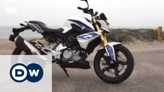 Schlanker Einzylinder: BMW G 310 R   Motor mobil