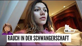 PASSIV RAUCHEN IN DER SCHWANGERSCHAFT ! | 17.02.2018 | ✫ANKAT✫