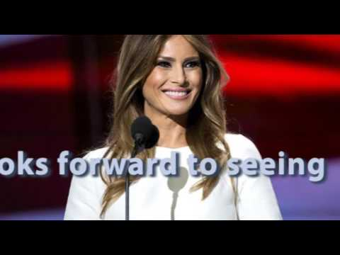 Melania Trump Appears in Court for Her Daily Mail Lawsuit