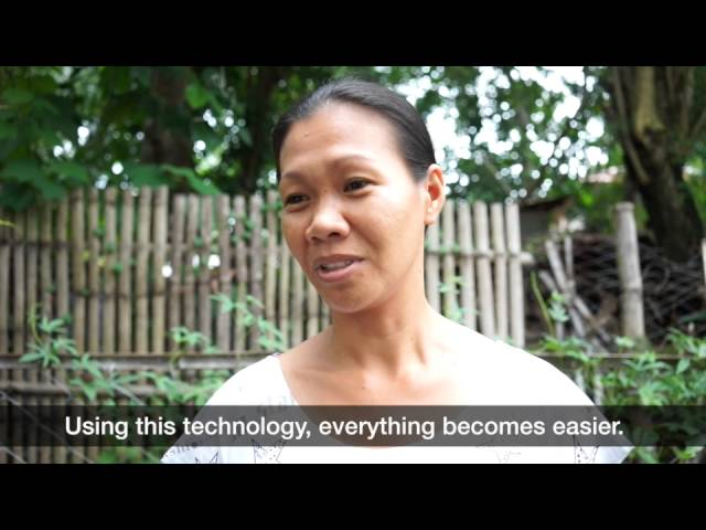 Grameen Foundation Developing Electronic Transaction Systems in Rural Philippines