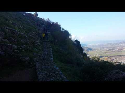 Visit Albania,Petrela Castel tourism in Tirana