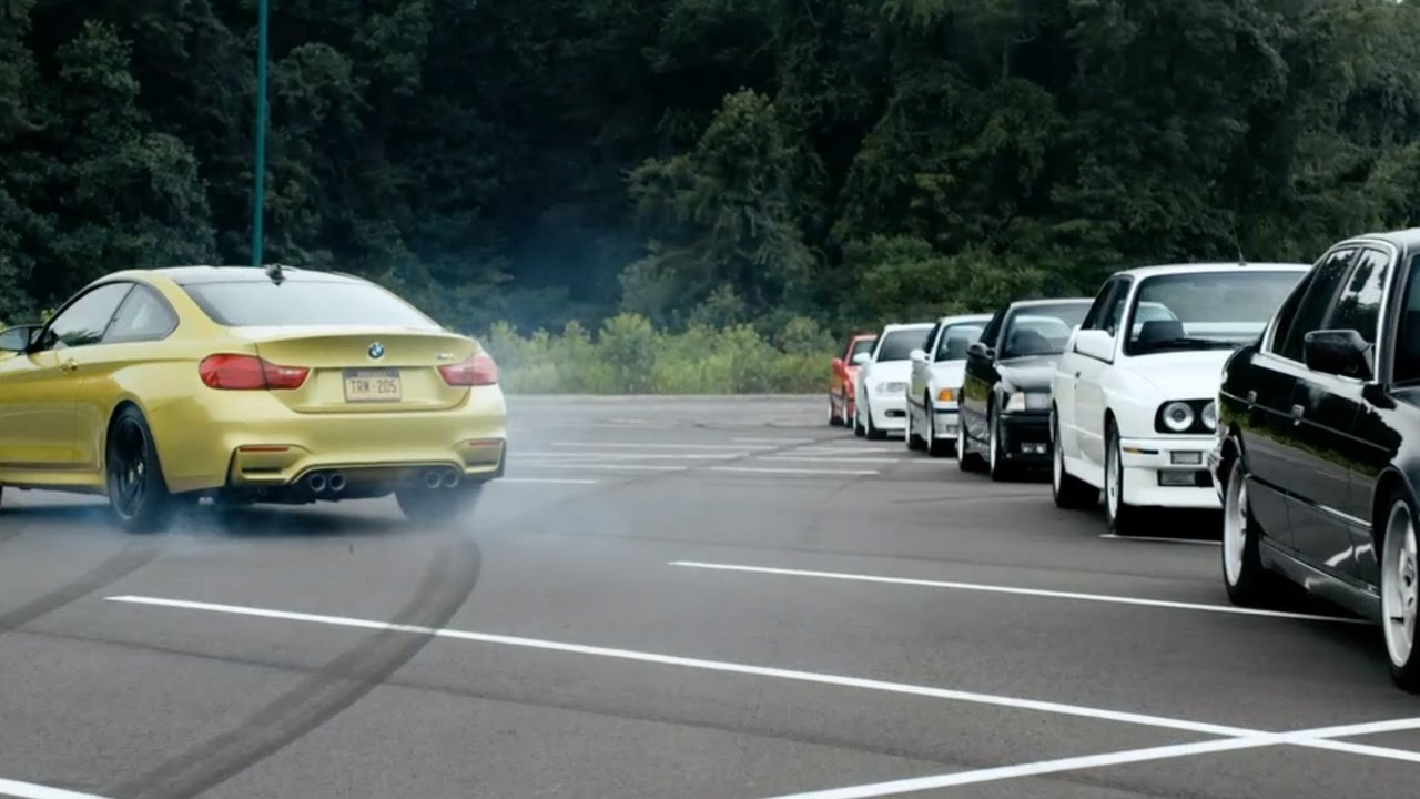 BMW M Initiation - YouTube 58ec811e6