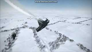 "IL-2 Battle of Stalingrad: Damage Model ""testing"""