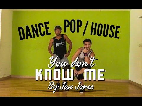 You don't know me by Jax Jones ft. Raye | Zumba® Fitness | Masterjedai and Joseph