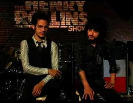 The Mars Volta - Interview (Henry Rollins)
