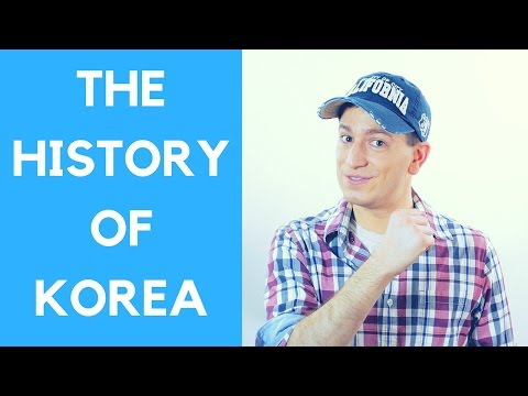 12분으로 보는 한국역사 The History of Korea - Learn Korean History in Under 12 Minutes