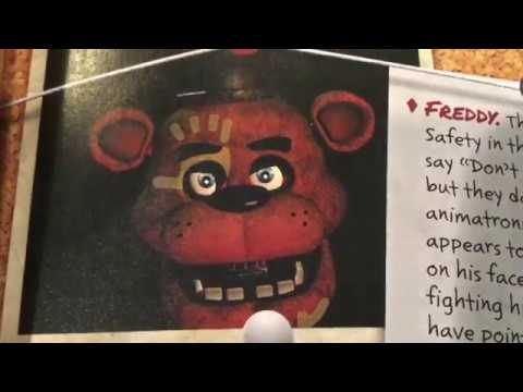 Survival Logbook (Five Nights at Freddy's) download pdf