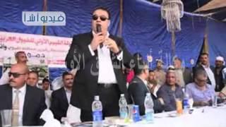 بالفيديو افتتاح بطولة الفيوم الأولى للخيول العربية الأصيلة