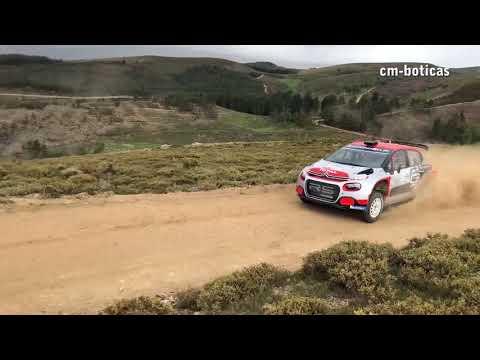 PH Sport testa Citroen C3 R5 | 2018 | BOTICAS