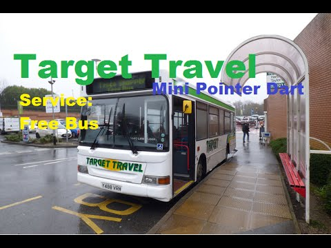 (HD) Target Travel Plymouth Y488VRH
