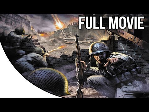 Call of Duty 1 - Full Walkthrough/ Movie - Call of Duty Playthrough Let's Play