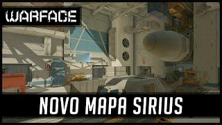 Warface Sirius Novo Mapa