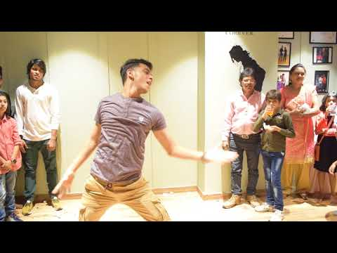 vishal jethwa performed