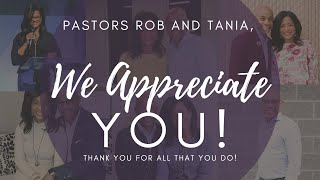 Pastor Appreciation | October 4, 2020 | Kingdom House