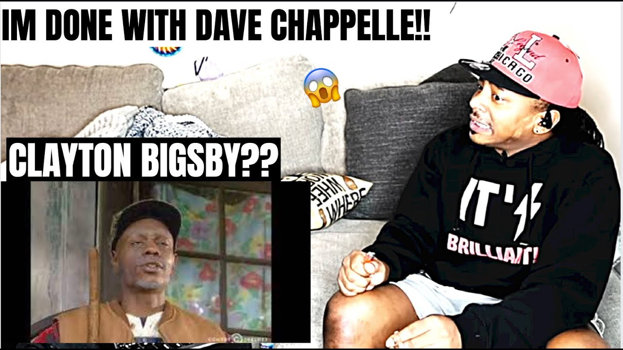 Download THE WORLDS FIRST BLACK WHITE??..| THE BEST OF CLAYTON BIGSBY CHAPPELLE SHOW REACTION