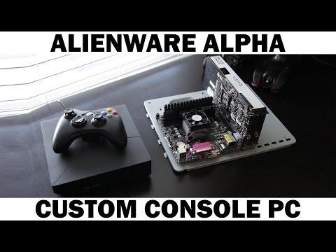 Alienware Alpha Vs Custom Gaming PC Graphics Comparison