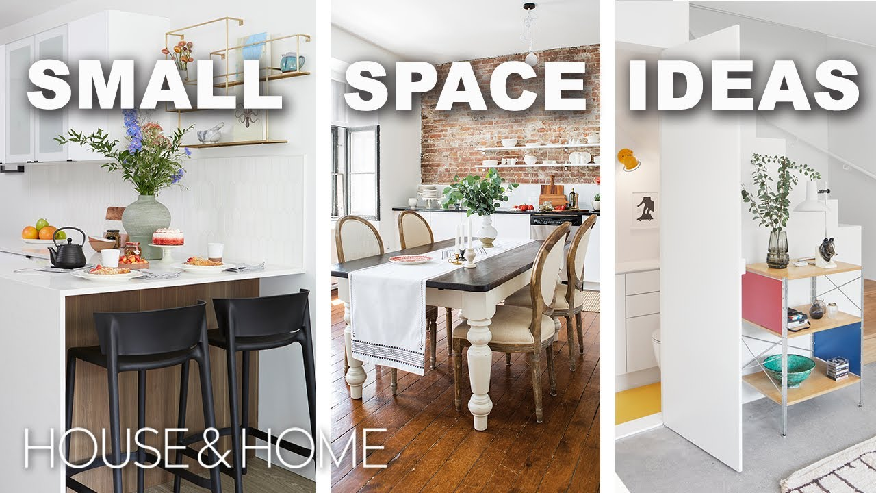 Our Favorite Small Space Design Tips