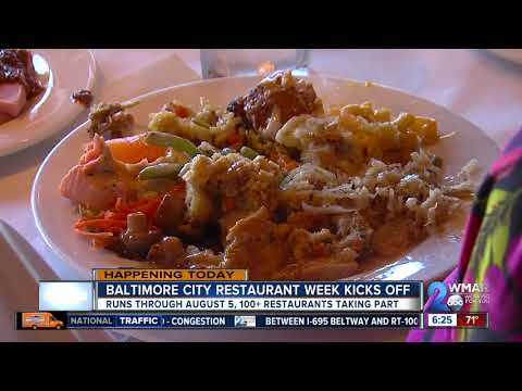 Bob Delmont - A Simple Guide to Restaurant Week in Baltimore!