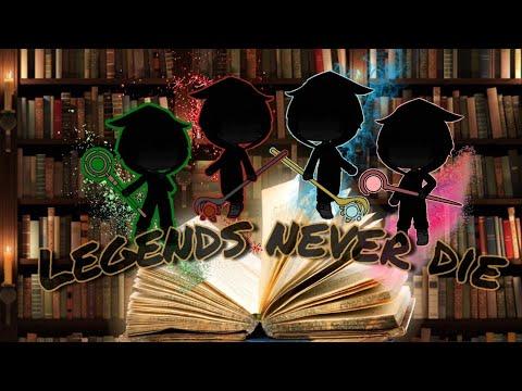 Legends Never Die// GLMV