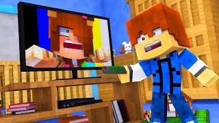 Minecraft Daycare - TRAPPED IN A VIDEOGAME !? (Minecraft Roleplay)