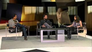 Entrevista con el actor Harold Torres y el cineasta Christian Díaz Pardo, sobre la película González