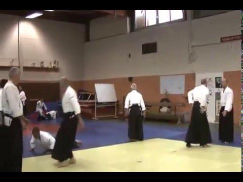 CMOM Aikido - 03.10.2015 - Stage Anim91 Maurice Thai
