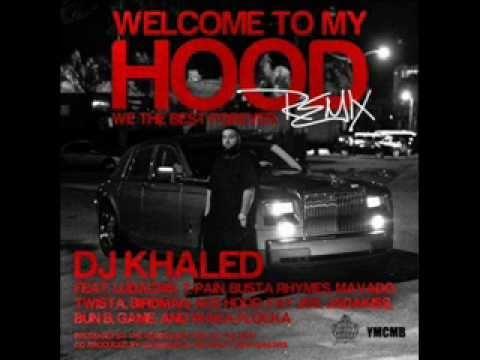 DJ Khaled - Welcome to my hood (OFFICIAL REMIX) mp3