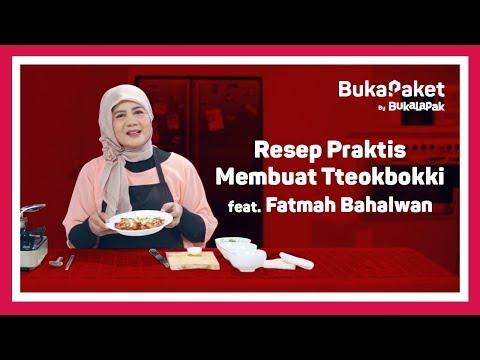 Resep Praktis Membuat Tteokbokki, Makanan Hits Korea | BukaPaket for Her