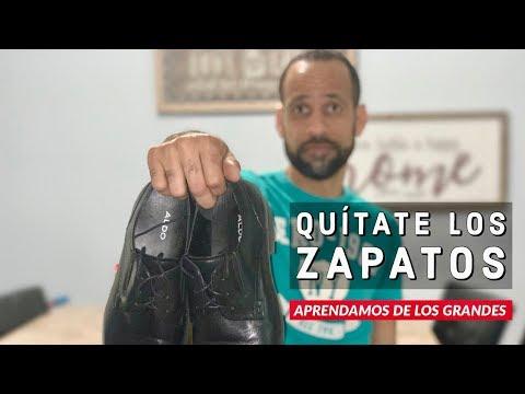 Quitate los Zapatos. Miércoles 5 Diciembre, 2018
