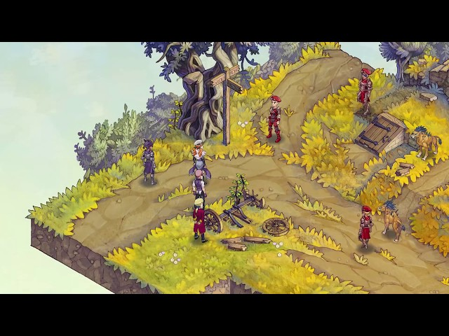 Fell Seal: Arbiter's Mark' game review: A worthy SRPG in the