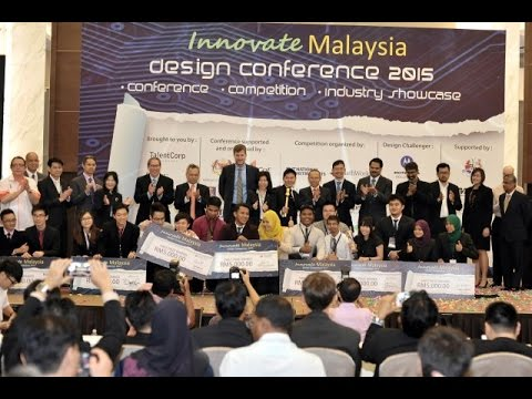 Innovate Malaysia Design Conference 2015 Highlights