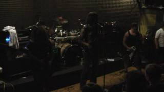 NECROSYSTEM (3/7/2010) - Embryonic necropsy and devourment (CARCASS cover)